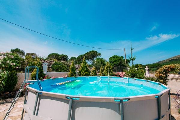 Fiscalité piscine hors sol