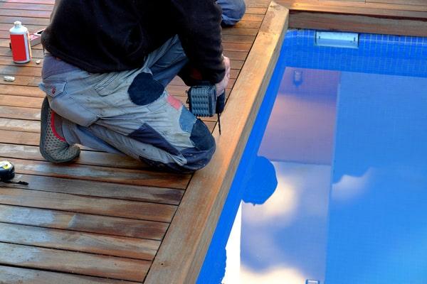 Permis de construire piscine
